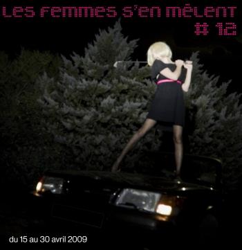 Les Femmes S'en Mêlent #12 : blue Suede shoes