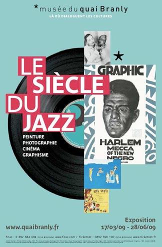 Le jazz en son siècle, parcours erratique au quai Branly