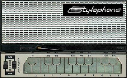 Stylophone : the Manchester series #5 (bonus track)