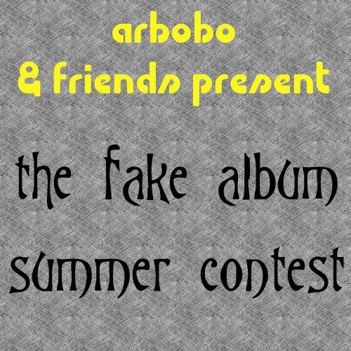 voilà l'été : le fake album summer contest is back !
