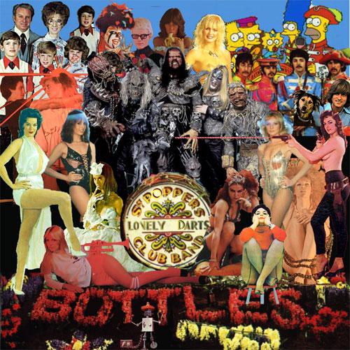 Fake album summer contest #1 : Christophe élargit le cercle de ses amis