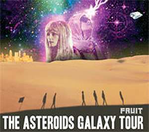 Asteroids galaxy tour :le clip de the sun ain't shining no more