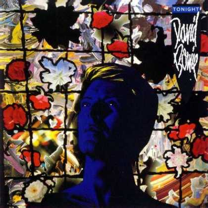 Quand Bowie pète dans le bain moussant : Tonight