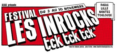 Festival des Inrocks 2009 : du bon son pour la planète