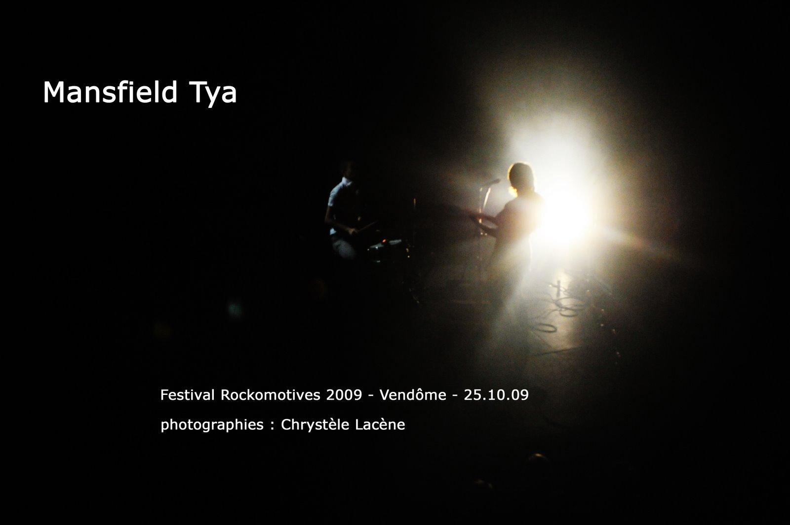 Retour des Rockomotives : Marie-Flore, Mansfield TYA, et du soleil