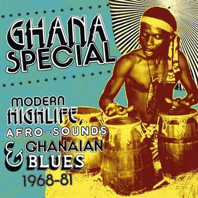 Ghana Special : encore une compile qui fait rêver