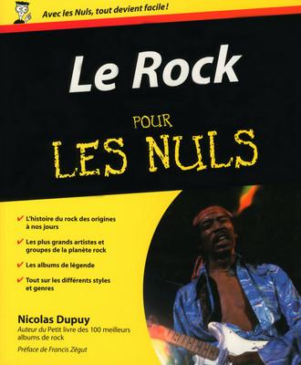 Le rock en 400 pages (Nicolas Dupuy écrit pour les nuls)