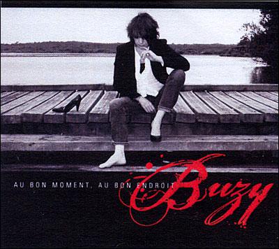 Buzy revient au bon moment, au bon endroit (interview)