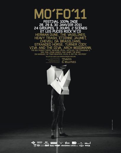 Mo'FO' 11 (28-30 janvier): Mains d'oeuvre est à pied d'oeuvre