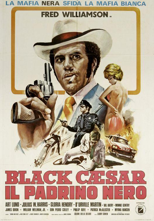 "Black Ceasar. James Brown est vraiment ""the boss"""