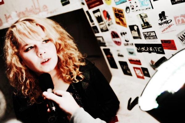 Lena Deluxe (interview-portfolio). Le rock qui venait du Nord