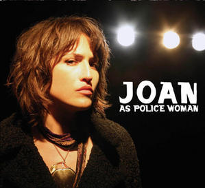 Joan as police woman, real life : NYPD blue