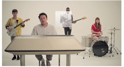 Metronomy, the look (le clip)