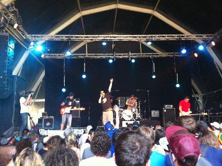 Eurockéennes de Belfort, 2011