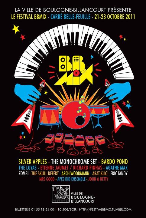 BB Mix 2011 (21-23 octobre) : le psy monte au créneau