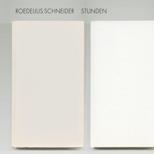 Roedelius & Schneider : Stunden. Droit sur ses touches