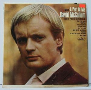 Un accent très spécial : David Mc Callum