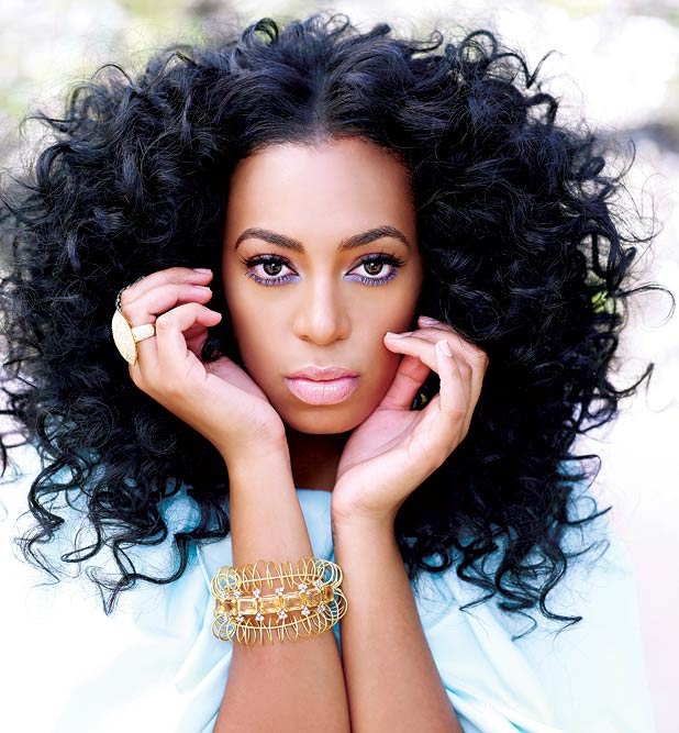 Solange Knowles : Bad girls (Verdine version)