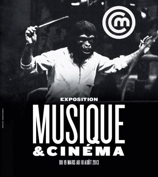 Musique & cinéma à la Cité de la musique (exposition) : divorce en vue