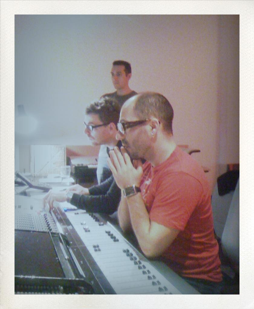 Le jour où… j'ai enregistré un disque avec Loïc