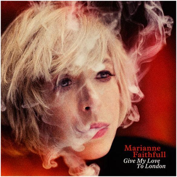 Marianne Faithfull, les classiques n'ont pas d'âge